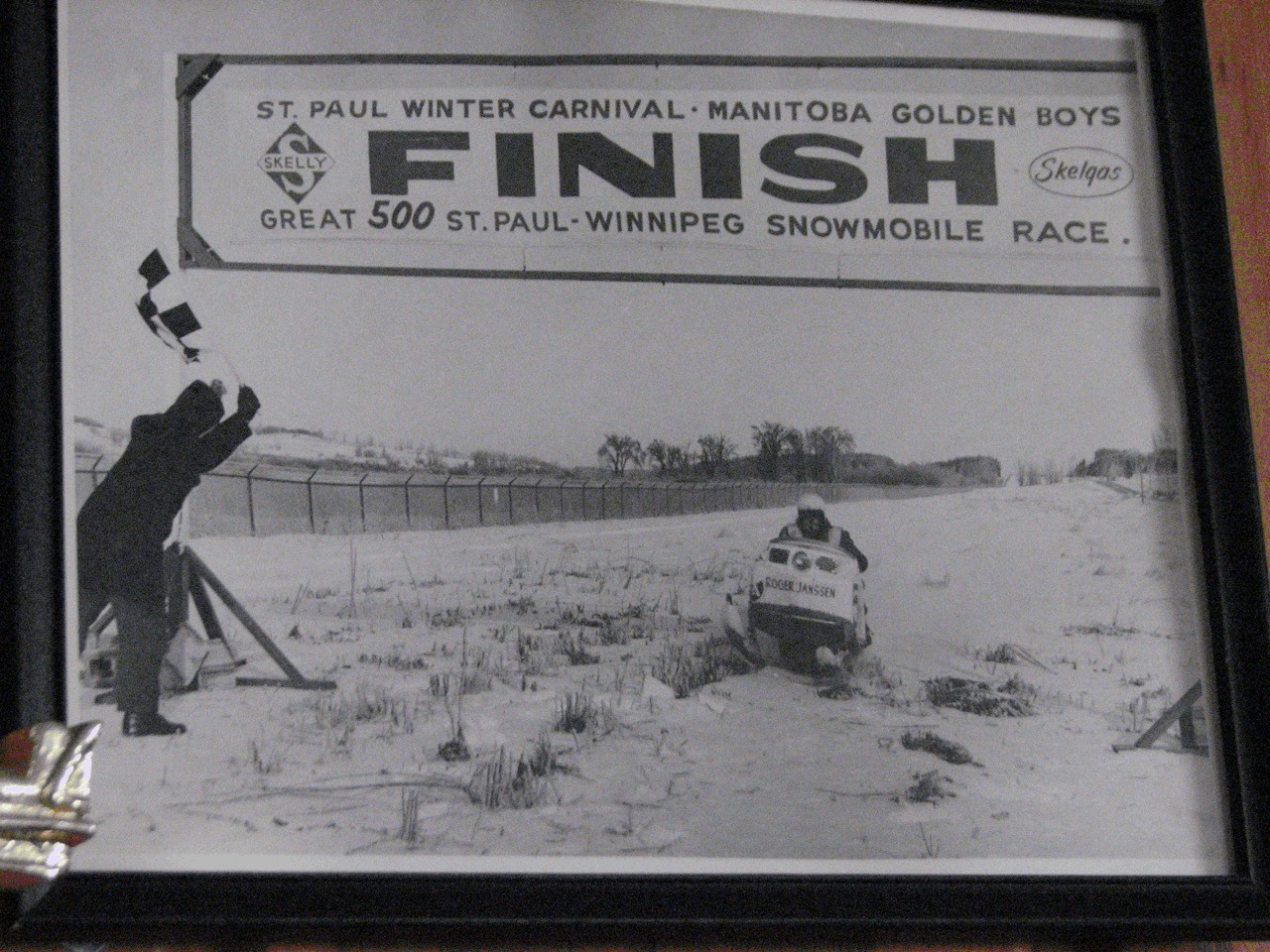 The Waconia Ride In | Midwest Vintage Snowmobile Show
